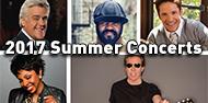 2017 Summer Concerts