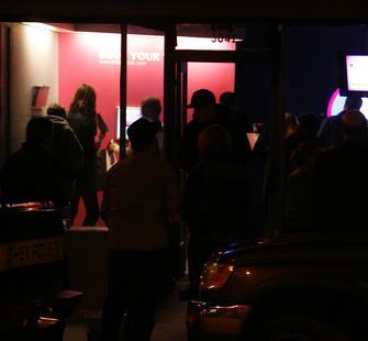 Abidin Travels Opening Reception Exterior 2