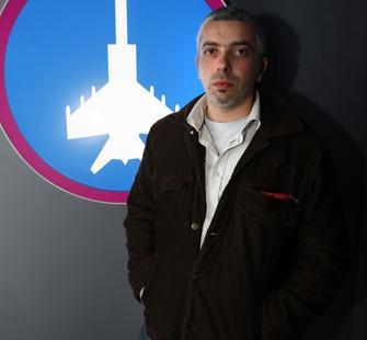 Artist Adel Abidin Attends Opening Reception, 11/17/2007