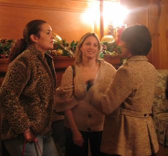 Holiday Reception for Educator Members in the historic Villa