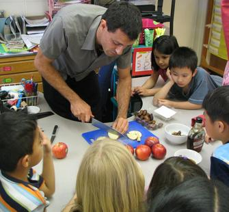 Culinary Master Class with Doron Hanoch, Spring 2007