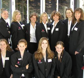 A volunteer group