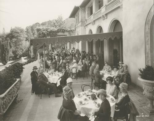A Summer Lunch in 1926