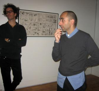 Adam Silverman and Nader Tehrani