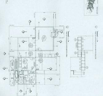 Floor Plan of Studios 60 &61