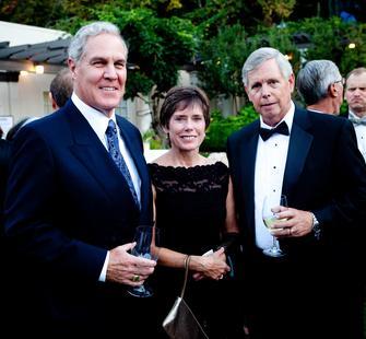Barry Fernald, Montalvo Trustee Kathie Maxfield, Montalvo Trustee Paul Mehus