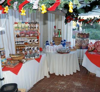 Yuletide Marketplace