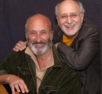 Peter Yarrow & Noel Paul Stookey