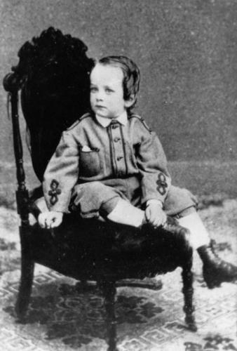 Senator Phelan as a boy