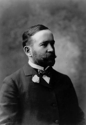 James D. Phelan in 1896, mayor of San Francisco