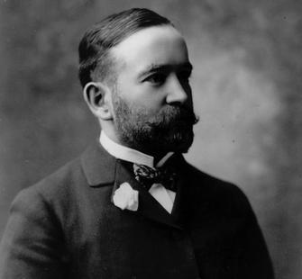 James D. Phelan in 1896, mayor of San Francisco