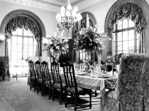 Montalvo Dining Room, circa 1980s
