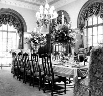 Montalvo Dining Room, circa 1980s