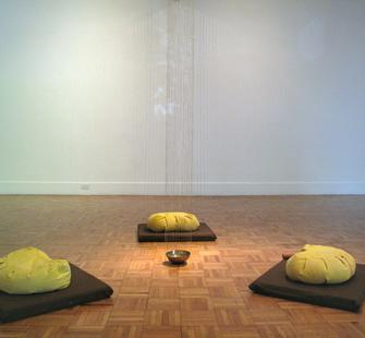 Open, 2010, by Ali Naschke-Messing