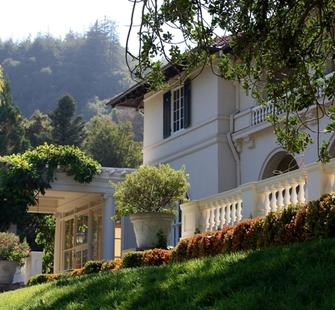 The Historic Villa at Montalvo Arts Center