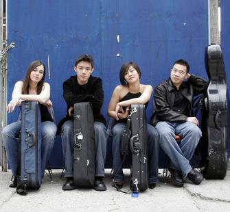 The Parker String Quartet