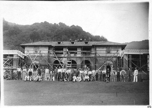 Montalvo centennial photo