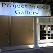 The Project Space Gallery