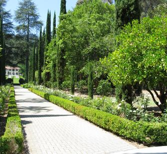 The Italianate Garden.