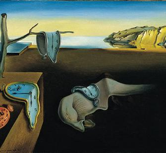 "Dreamscapes: ""The Persistence of Memory,"" by Salvador Dali"