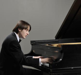 Tchaikovsky Competition Gold Medal Winner Daniil Trifonov