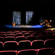 The intimate Carriage House Theatre