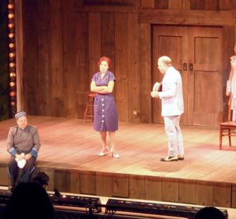 "A Shakespeare Santa Cruz production of ""The Comedy of Errors"" at Montalvo"