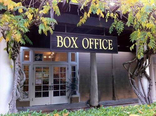 The Montalvo Arts Center Box Office