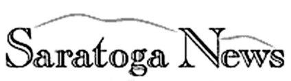 Saratoga News Logo