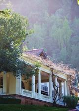Historic Villa photo by Susan Edel
