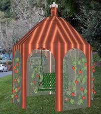 A rendering of Robin Lasser's