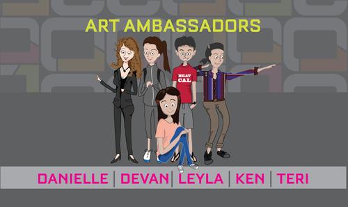Zero1 Art Ambassadors