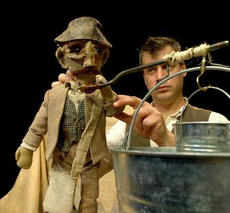 "Puppet State Theatre Company's ""The Man Who Planted Trees"""