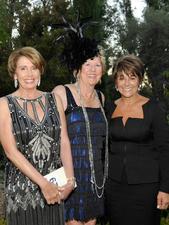 Nancy Pelosi, Judy Marcus, Anna Eshoo