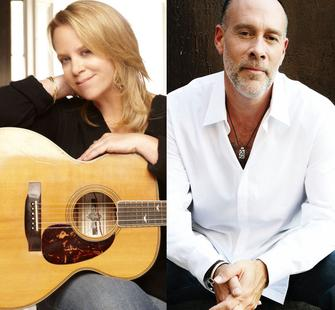 Mary Chapin Carpenter &amp; Marc Cohn