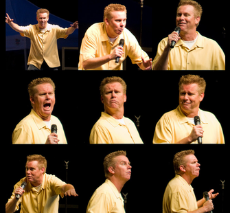 The Many Faces of Brian Regan