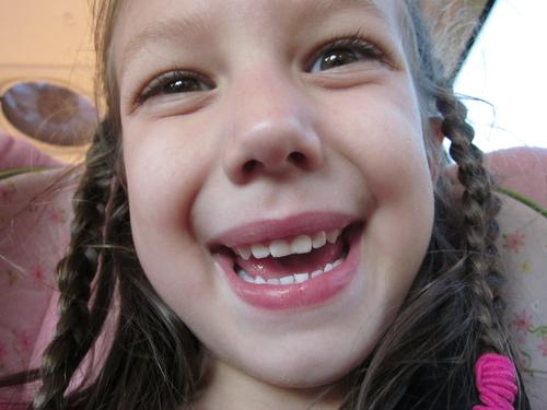 Happiness is Alaina Grace Mackey, Age 6