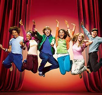 GLEE: Musical Theatre