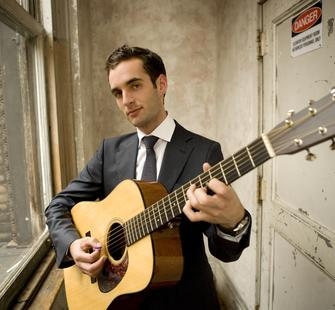 New Julian Lage photo I