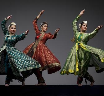 The Chitresh Das Dance Company