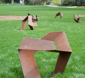 """Rashomon,"" by Chuck Ginnever"