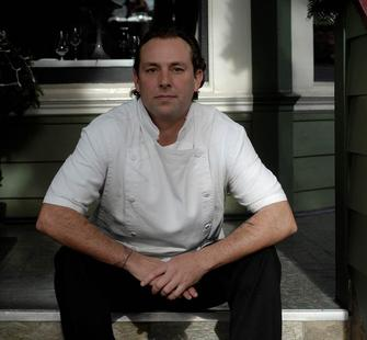 Jarad Gallagher, Executive Chef of Chez TJ