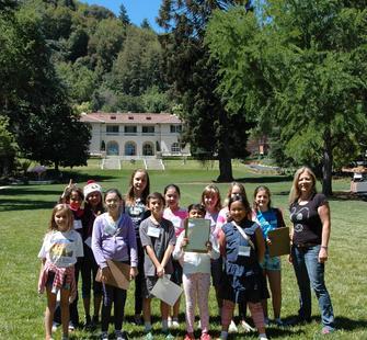 Kids love Montalvo!