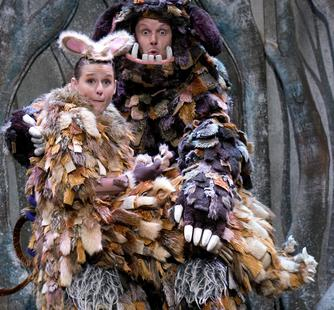 "Tall Stories presents ""Gruffalo's Child"""