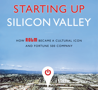 "Katherine Maxfield's ""Starting Up Silicon Valley"""