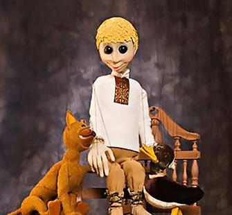 "Fratello Marionettes: ""Peter and the Wolf"""