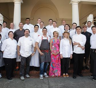 Chefs from the 2014 Food & Wine Classic