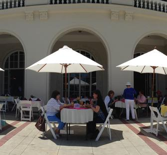 Summer Luncheons at Montalvo