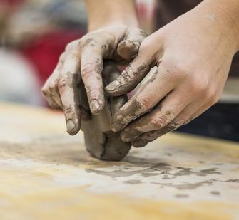 Handbuilt Clay Forms