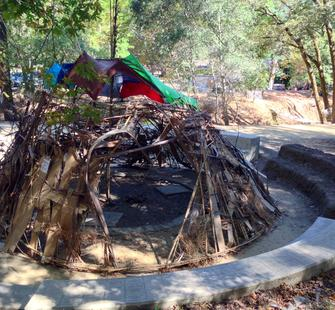 """Bamboo Igloo"" (2015)"
